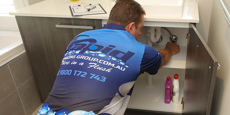 Rapid Plumbing Group Pty Ltd bathroom renovation services