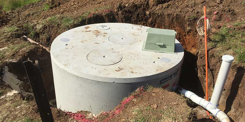 septic tank plumbing services